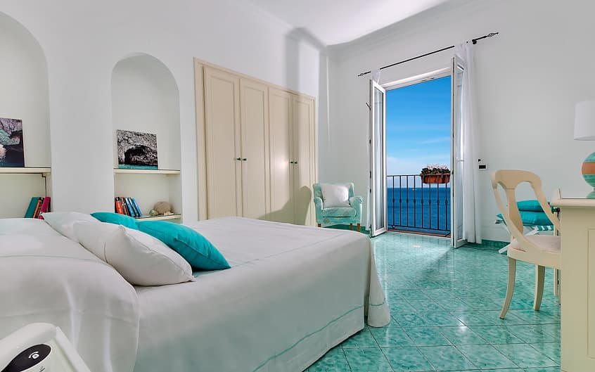 Superior Room with a Sea View